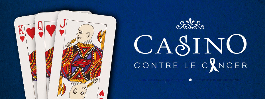 Casino contre le cancer